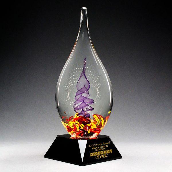 Dream Award - Art Glass Award
