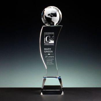 Cascade Globe Award