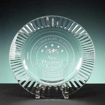 Diva Charger Plate