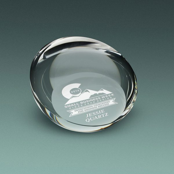 Halo Paperweight