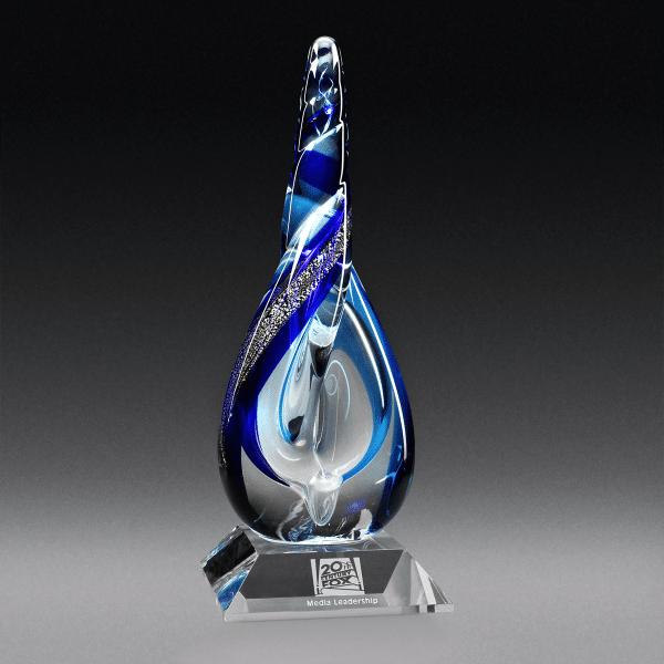 Helix - Cobalt & Aqua