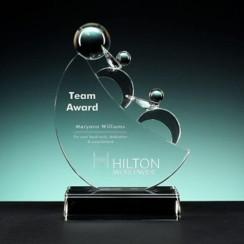 Teamwork Award - 2 Men